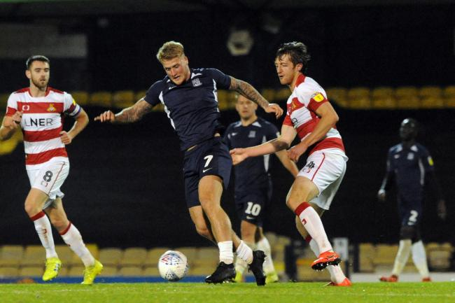Wanted - Doncaster Rovers are keen to sign Southend United striker Stephen Humphrys