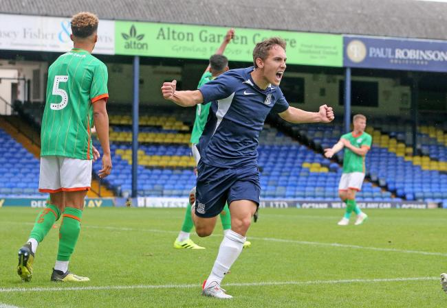 Aiming for a half century - Southend United youngster Matt Rush