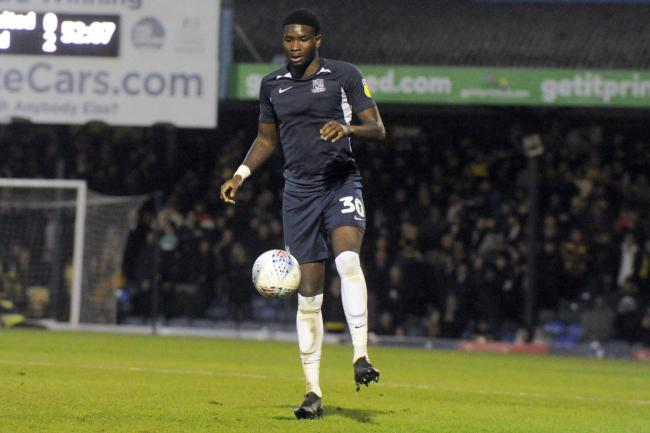 In contention - Southend United left-back Richard Taylor