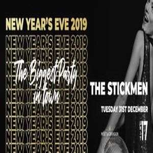New Years Eve ft. The Stickmen