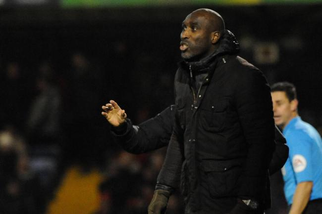 Boosted - Southend United manager Sol Campbell