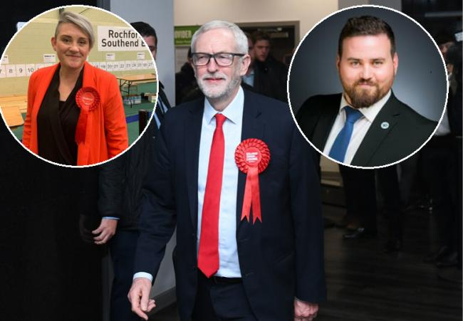 Resigning? - Labour l leader Jeremy Corbyn faces calls for his immediate resignation. Picture: PA