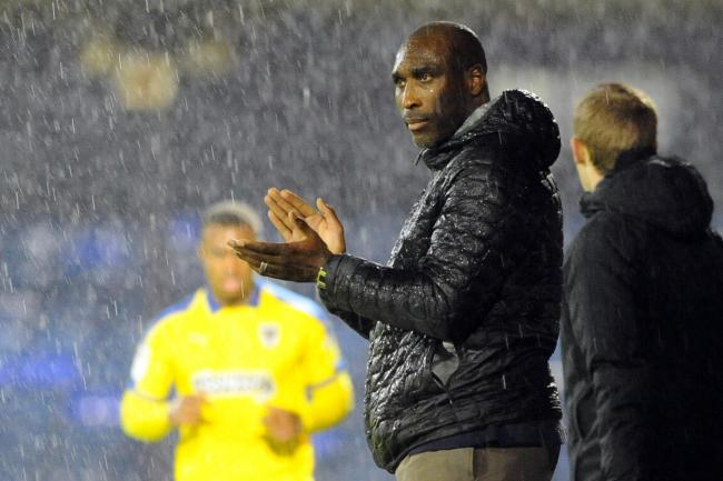 Moving on - Sol Campbell has left Southend United by mutual consent
