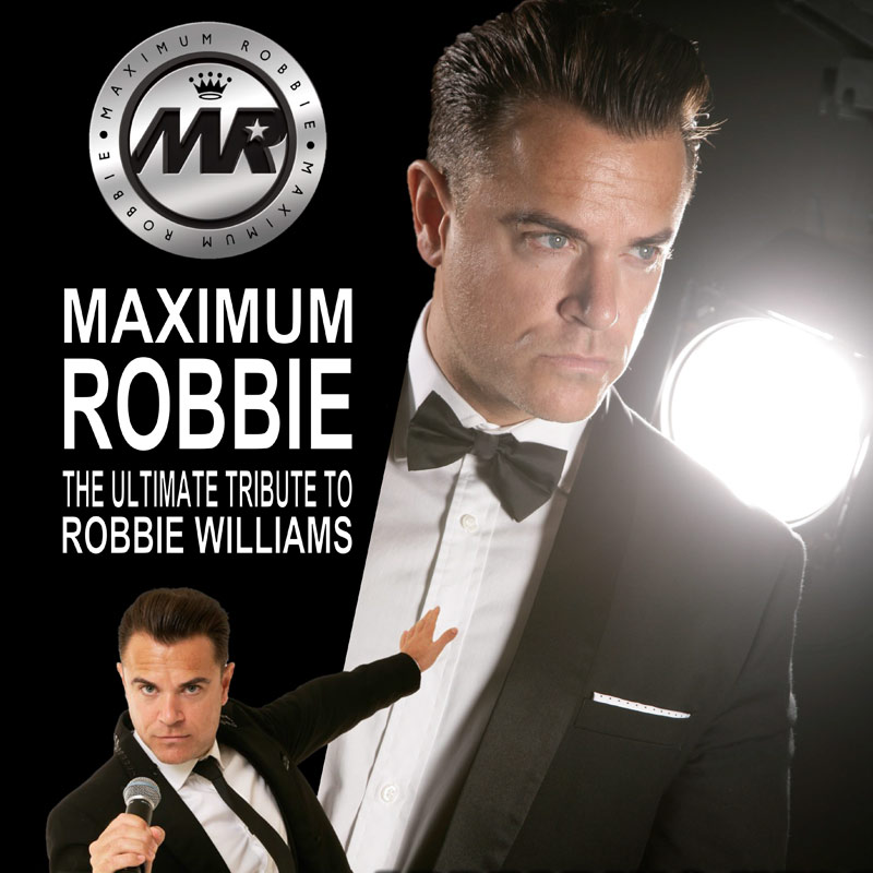 Robbie Williams Tribute Night with Maximum Robbie