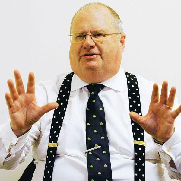 Echo: LOOKING AHEAD: Tory chairman Eric Pickles