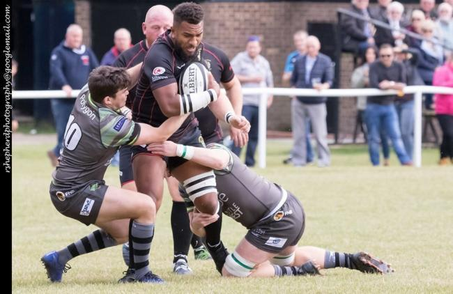 At the double - Mac Duaibe scored for Rochford Hundred   Picture: RUSS SHEPHERD