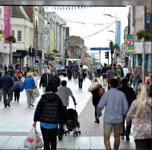 Interest-free loans offer for firms to reinvigorate the High Street