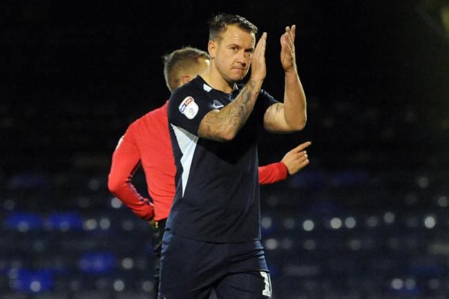 Moving on - Simon Cox has left Southend United