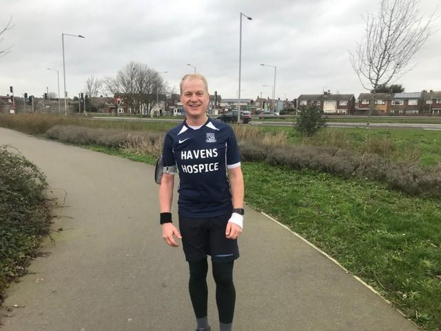Great effort - from Southend United fan Kris Knowles