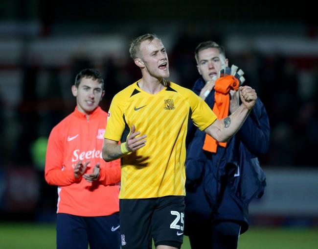 In talks - Southend United winger Sam Barratt is in contract negotiations