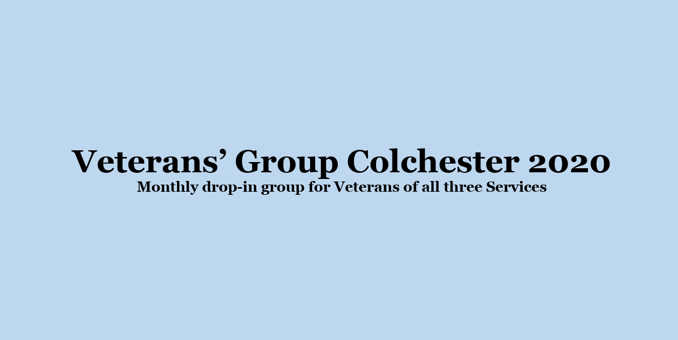 Veterans' Group Colchester