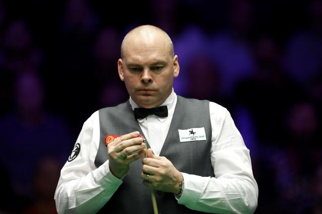Frustrated - Stuart Bingham