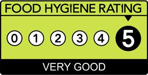 Here are the ten eateries in Southend to receive top hygiene ratings in recent months