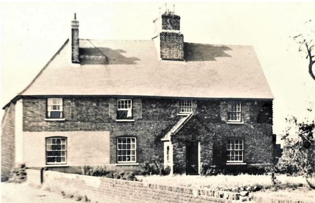 Down Memory Lane - one of Thurrock's oldest Farmhouses