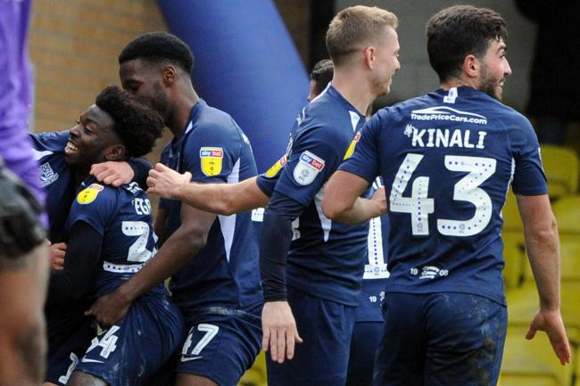 Out of action - Blues have not played since beating Bristol Rovers in March