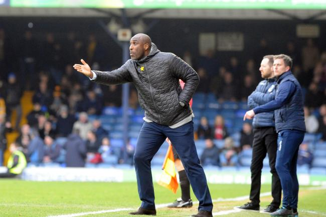Yet to decide - Southend United, who are bossed by Sol Campbell, have yet to make up their mind on how to vote to end the season