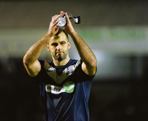 Being remembered - former Southend United skipper Chris Barker