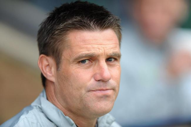 Wanting a change - former Southend United boss Steve Tilson