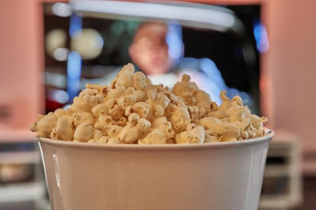 Popcorn: Netflix have unveiled a number of new TV series' and films to watch in April 2020. Picture: Pixabay