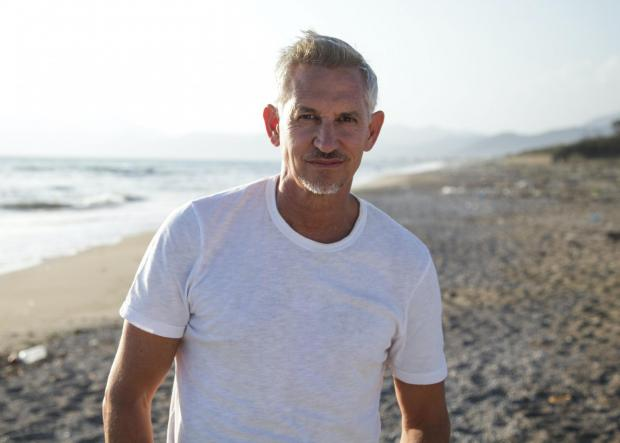 Echo: SPORT: BBC presenter Gary Lineker, pictured, will return for Match Of Their Day and the Match Of The Day: Top 10 podcast. Picture: BBC