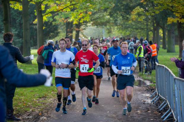 Not running - the Chelmsford Marathon will not take place this year