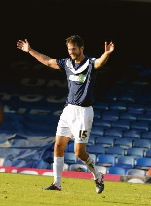 Recovering - popular former Southend United defender Mark Phillips