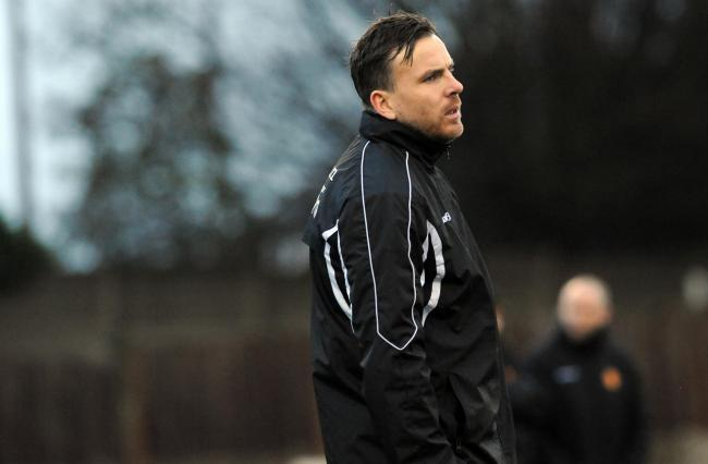 Season cancelled - for Canvey Island boss Mark Bentley