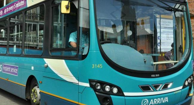 'No standing' policy to be put in place across bus firm's entire fleet