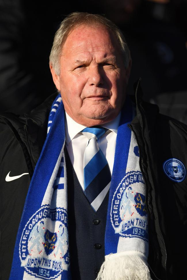 Having his say - former Southend United boss Barry Fry