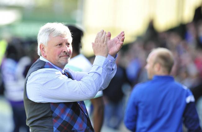 Ambition - Paul Sturrock has one last wish in football