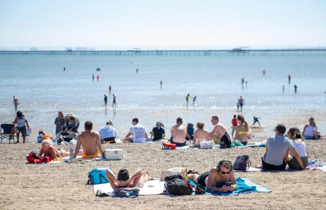 Essex is braced for a heatwave this week. Picture: PA