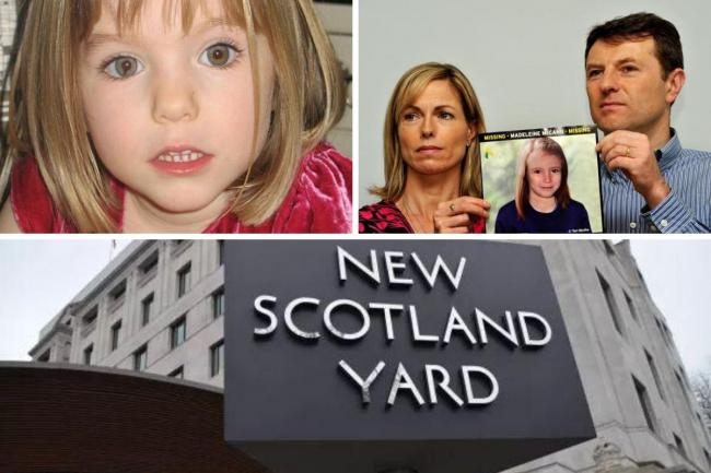 Madeleine McCann: Police receive hundreds of calls and emails after new appeal