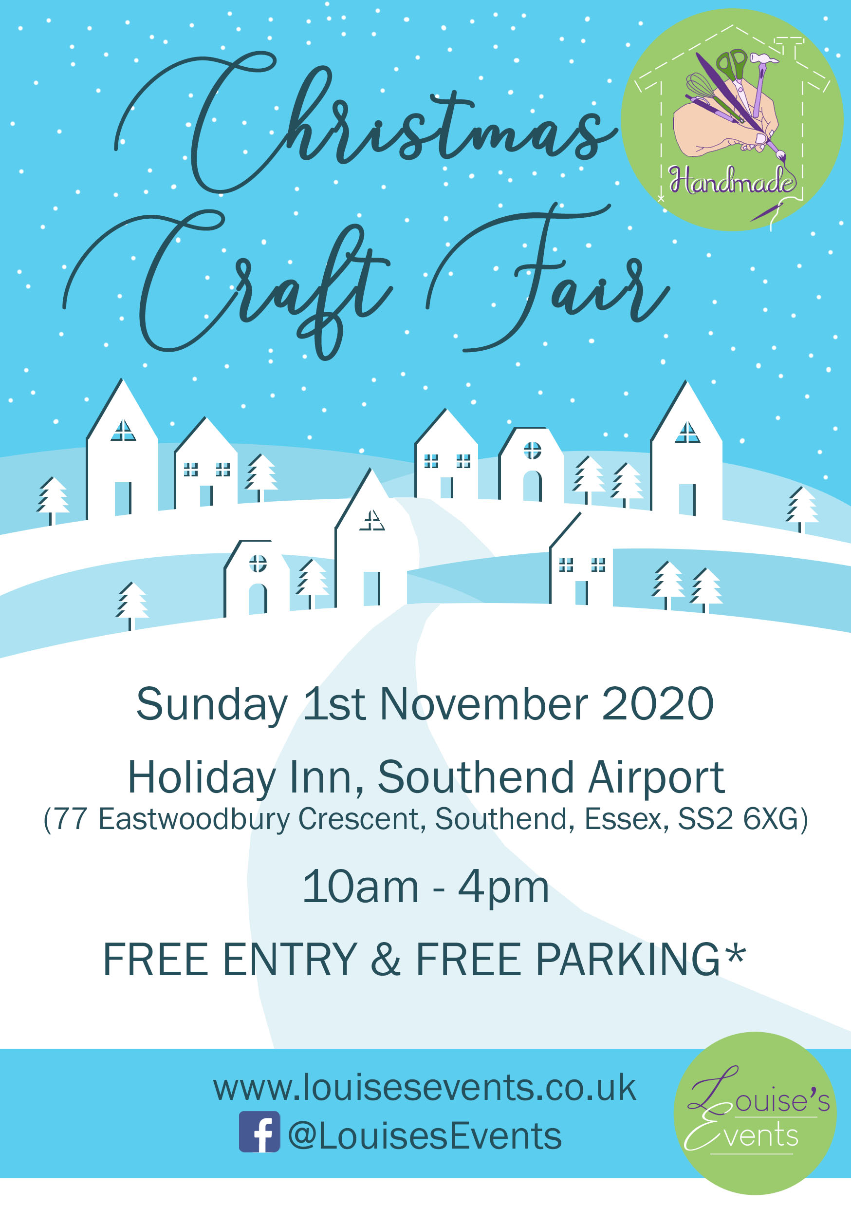 Christmas Craft Fair by Louise's Events