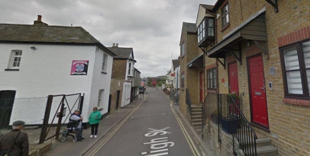 Echo: Murder probe - Old Leigh