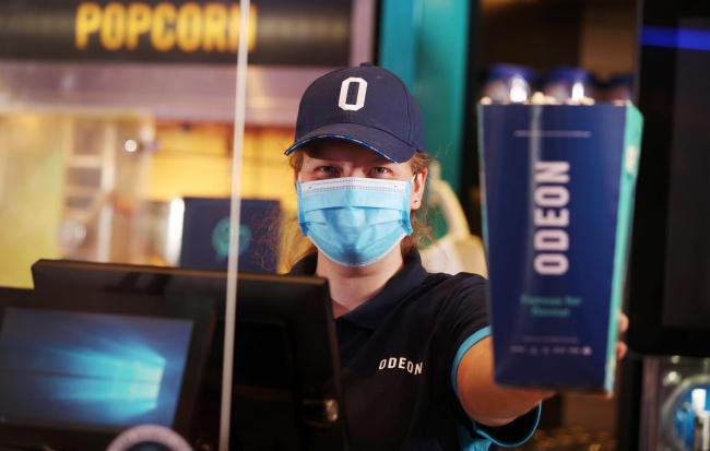 ODEON Cinemas to reopen from 4th July