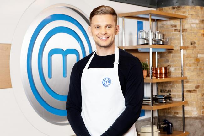 Television and radio presenter Jeff Brazier who will take part in the upcoming series of Celebrity MasterChef. Picture: BBC