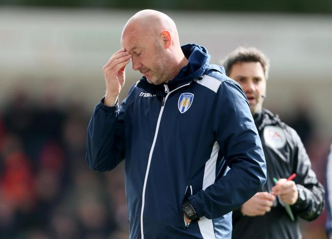 Gone - John McGreal has left Colchester United