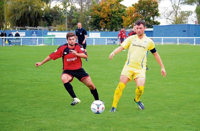 On the move - James White has joined Bowers & Pitsea