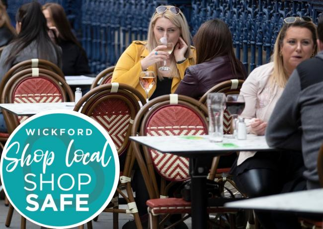 Eating out safely: Supporting Wickford cafes and restaurants