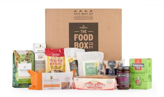 Morrisons launch food box to help celebrate Yorkshire Day: Here's what's inside. Picture: Morrisons