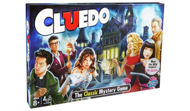 Echo: Cluedo board game. Picture: Hasbro Gaming