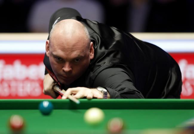 Beaten - Stuart Bingham is out of the World Championships
