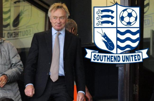Ron Martin, chairman of Southend United