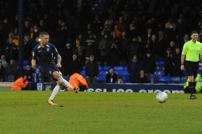 New rules - for penalty takers, including Southend United's Jason Demetriou