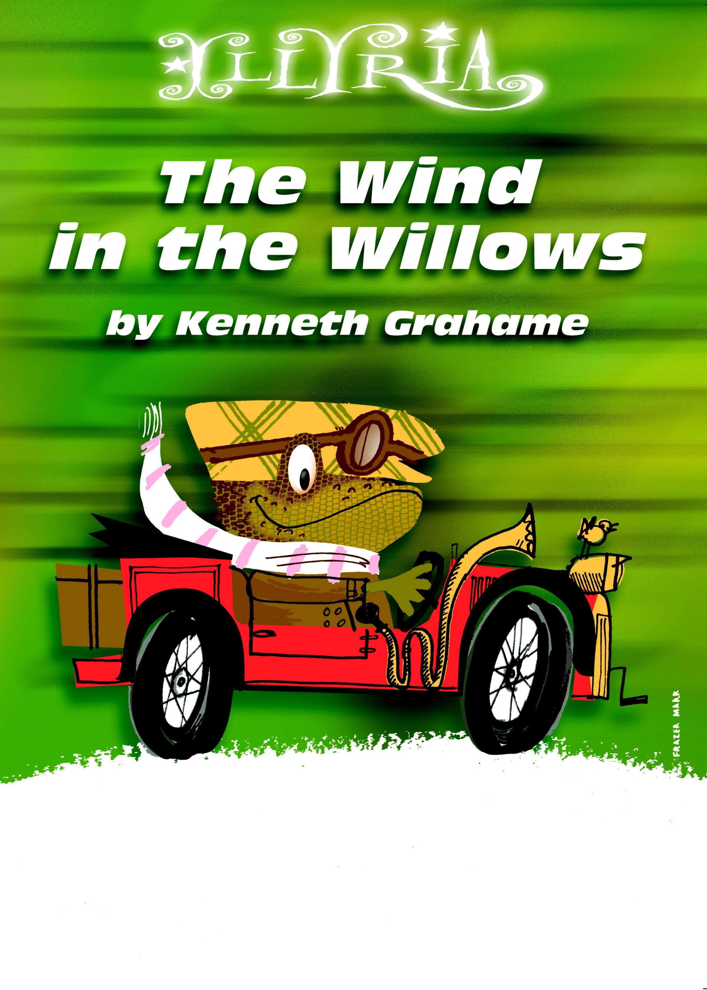 The Wind in the Willows at Braxted Park