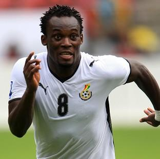 Echo: Michael Essien