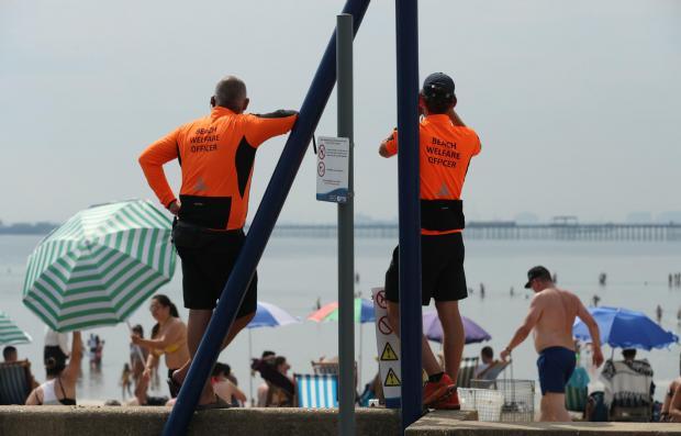 Echo: Keeping us safe - beach patrol