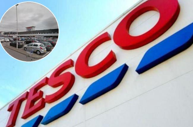 Tesco's new plan to stop boy racer chaos 'which can be heard miles away'