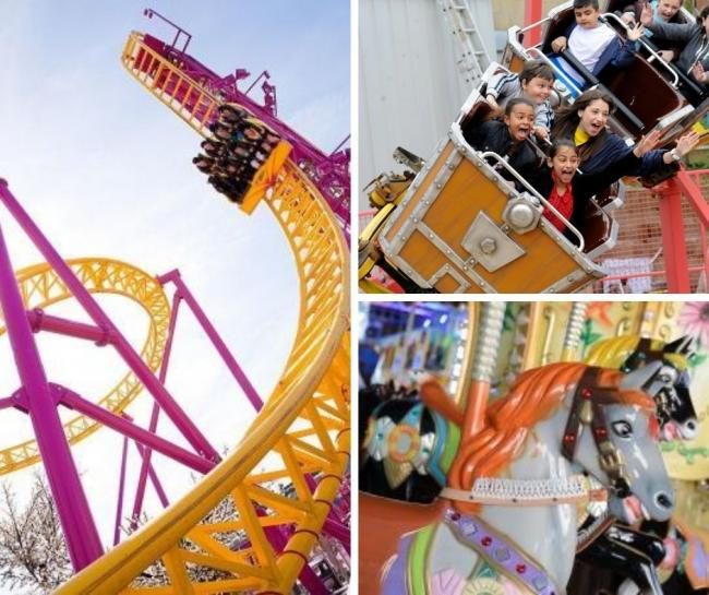 This popular fun park has slashed the cost of its year-long passes