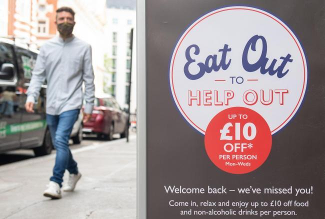A new Eat Out scheme could be launched later this year